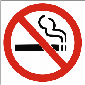 Ban smoking outside entrances of public buildings