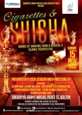 Cigarettes and Shisha: The Facts