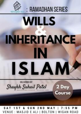 Wills and Inheritance - 2 day course